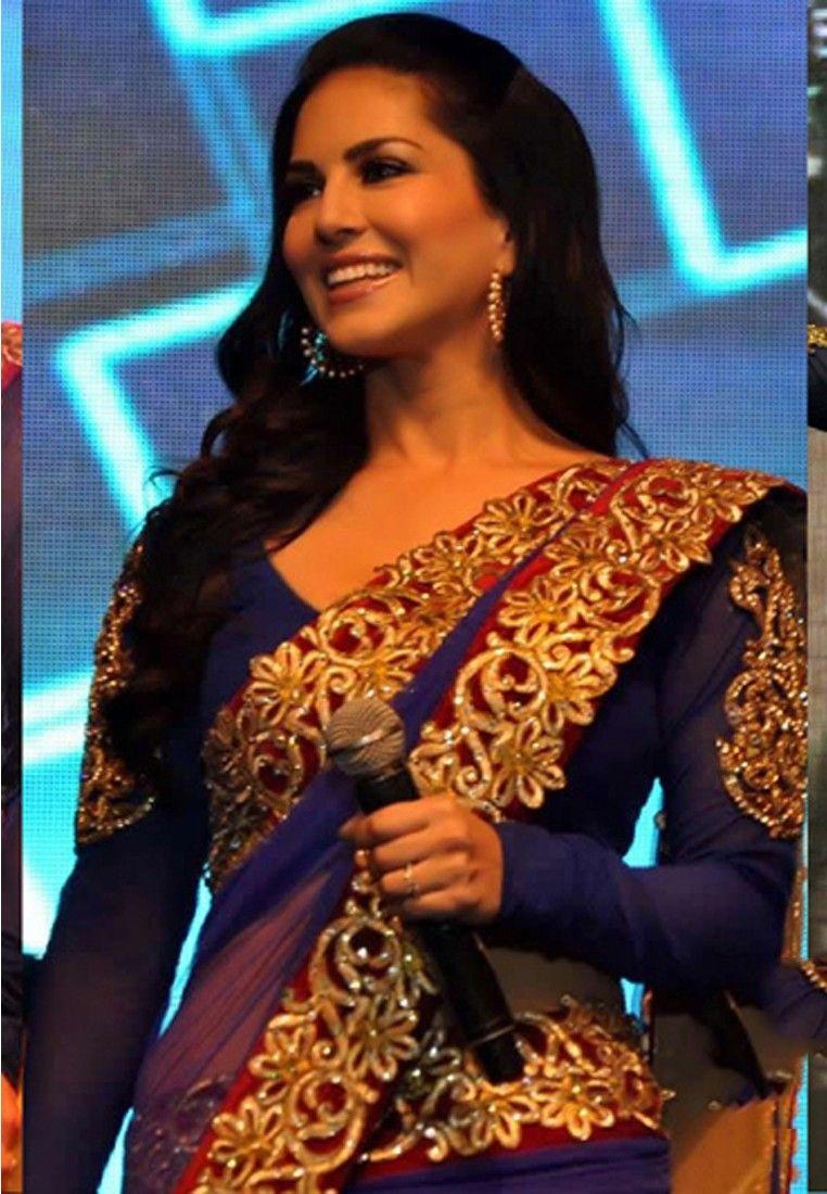 Sunny Leone Bollywood Replica Saree | Sunny Leone Bollywood