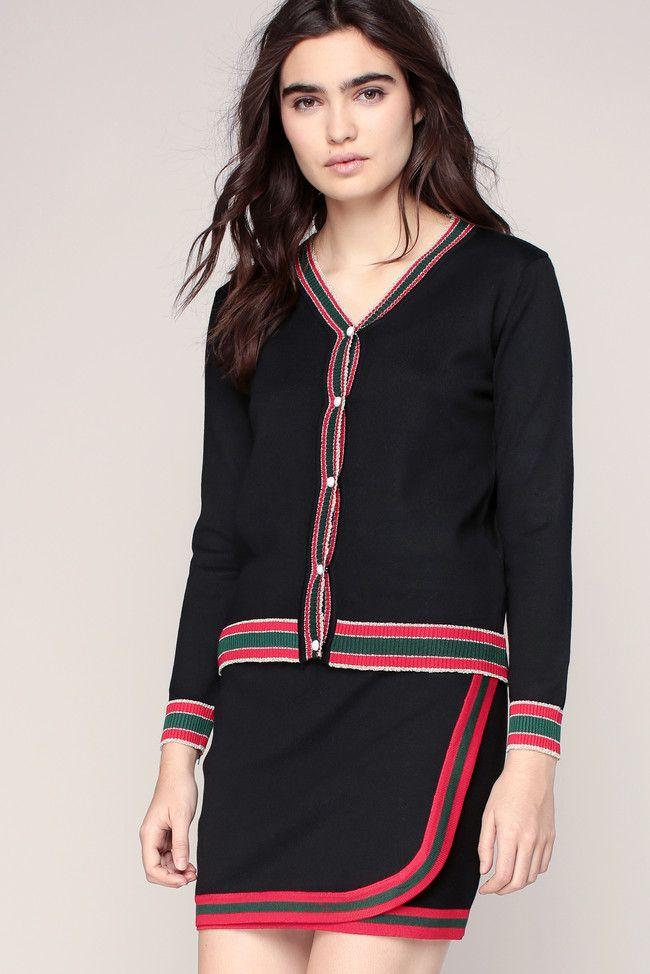 Short/ Knee length dresses - yoyo - Black - Lm Lulu