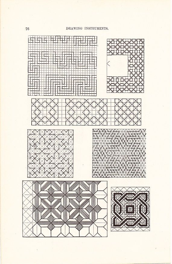 1892 technical drawing antique math geometric mechanical drafting 1892 technical drawing antique math geometric mechanical drafting interior design blueprint art illustration framing 100 malvernweather Gallery