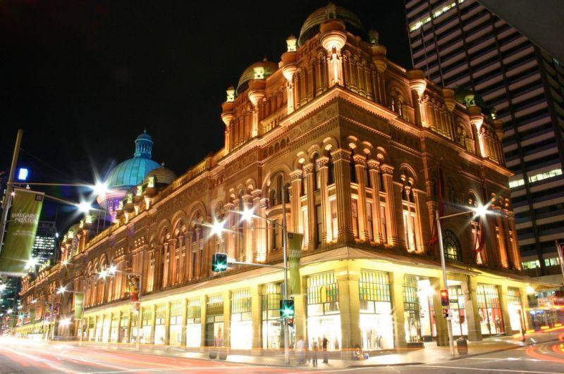 Queen Victoria Building - Sydney, Australia