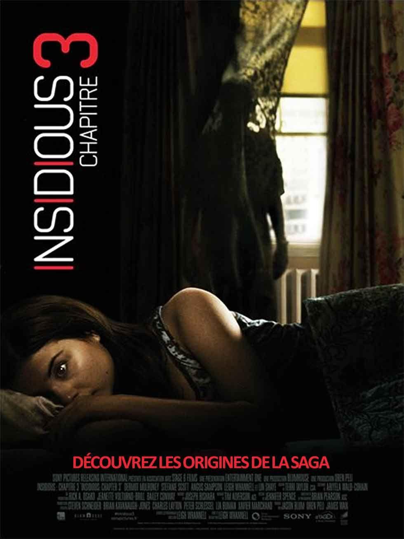 Insidious: Chapitre 3 - Affiche France