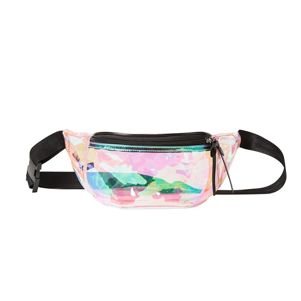 Cute Sloth Face Sport Waist Bag Fanny Pack Adjustable For Run