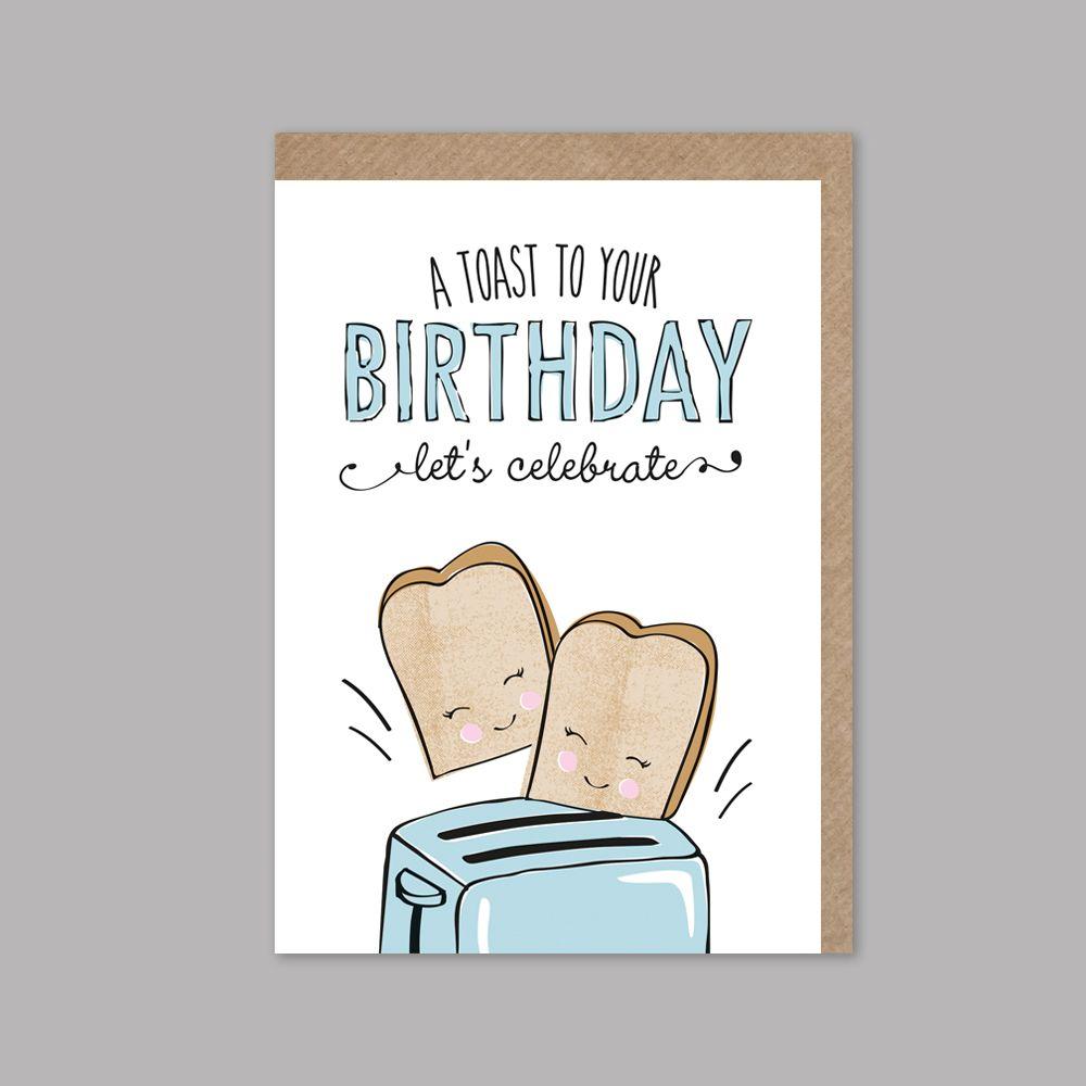 Funny birthday card pun birthday card happy birthday