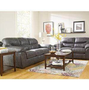 Best Mason Steel Sofa Loveseat Fabric Furniture Sets 400 x 300