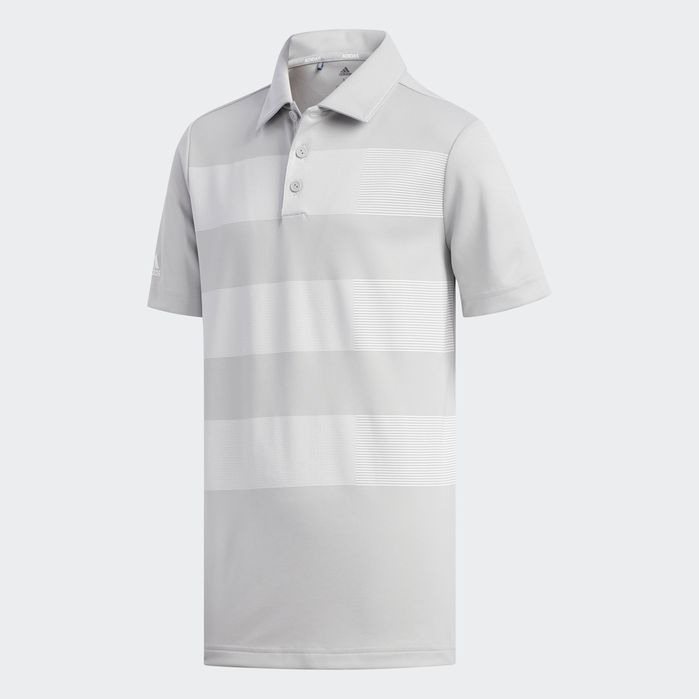 92bfc959 3-Stripes Polo Shirt White XL Kids in 2019 | Products | Striped polo ...