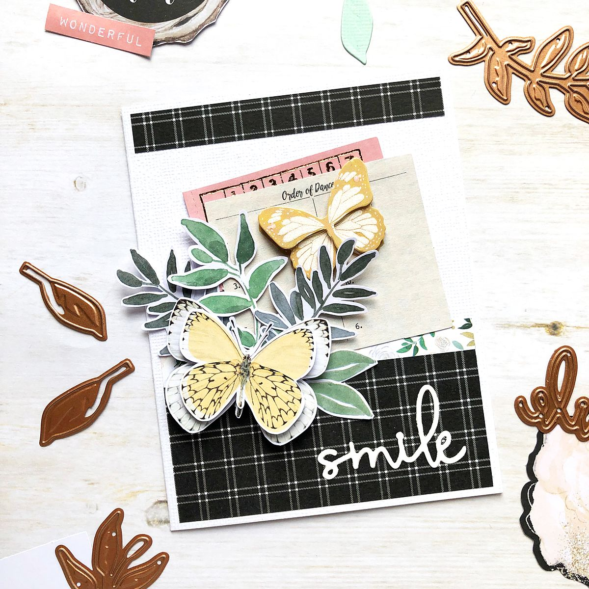 Spellbinders – May 2019 Card Kit of the Month #cardkit