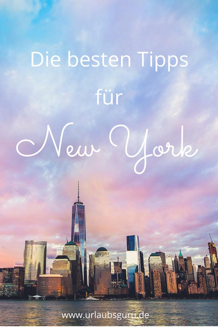 New York Tipps: Infos und Insiderwissen im Überblick | Urlaubsguru