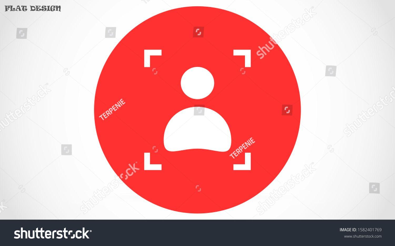 User Vector Icon Profile User Icon Illustration Person Icon Symbol Web Illustration People Icon On Background Ad Affiliate Profile User Icon User