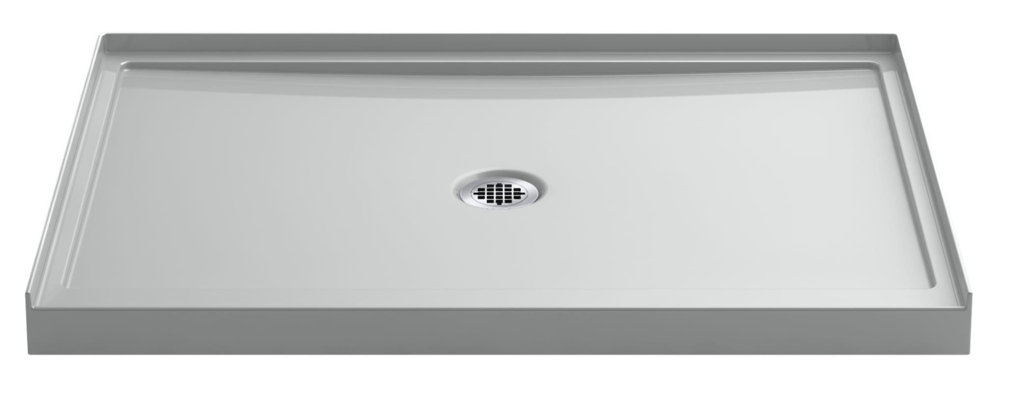 Kohler K 8461 Rely 34 X 48 Shower Base With Single Threshold And