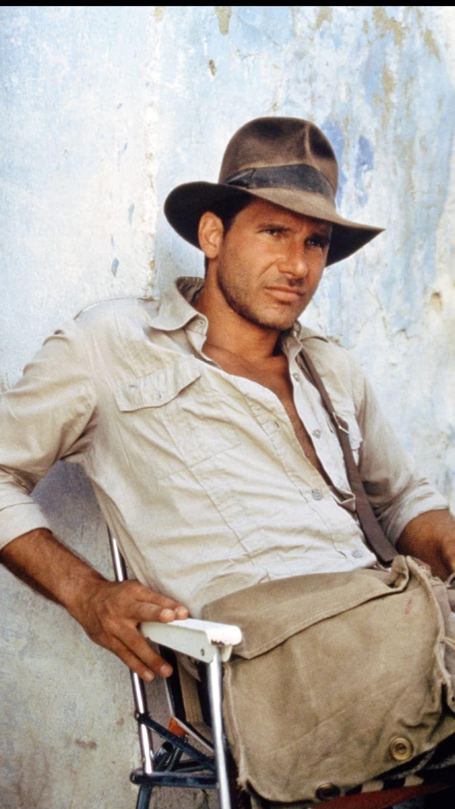 Harrison Ford Reveals New Indiana Jones In The Works On Ellen