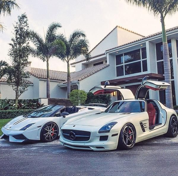 The rich Life.