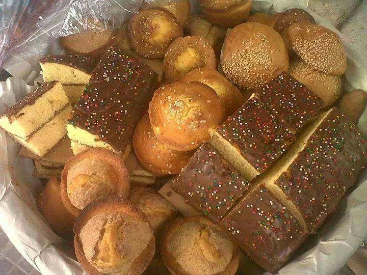 Variedad de pan dulce salvadoreño   desde mi tierra el salvador ...