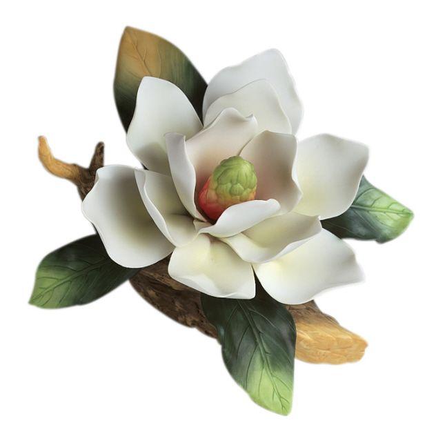 magnolia branch clip art - photo #30