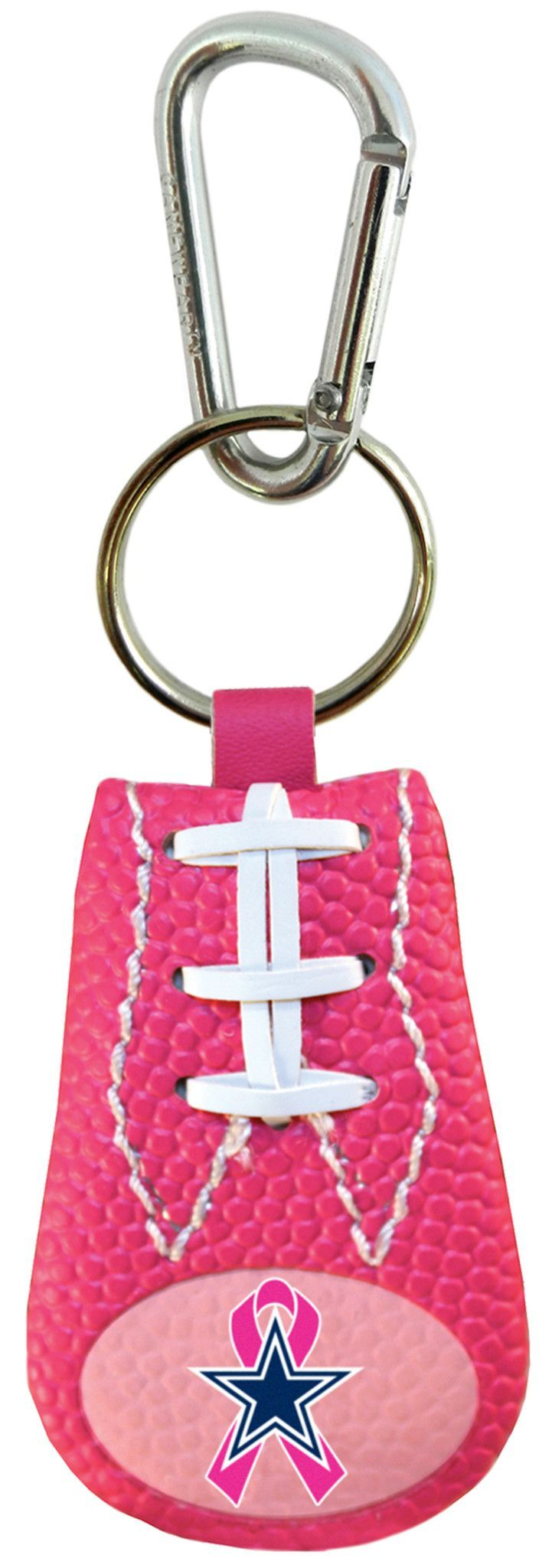 2bb36b392 ... Jersey Dallas Cowboys Breast Cancer Awareness Ribbon Pink Football  Keychain Dallas Football Fanatic! Pinterest Pink football ... Womens Nike  Cowboys 22 ...