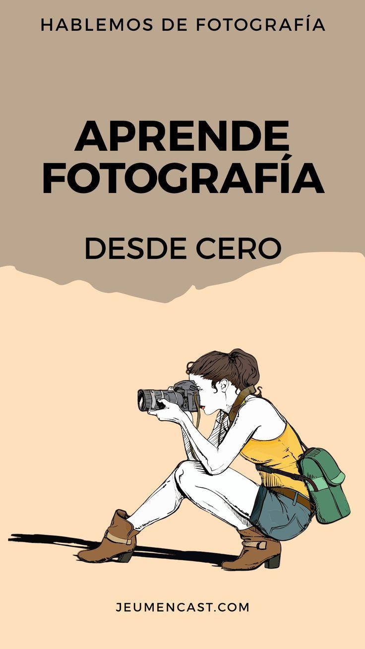 >> APRENDE FOTOGRAFÍA: Claves para aprender TODO en fotografía