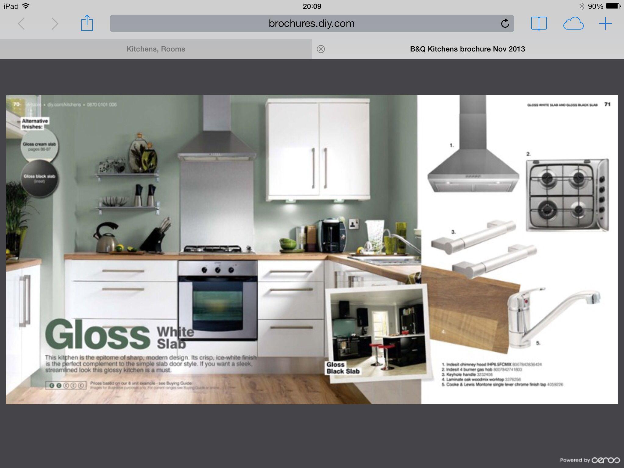 B&q Kitchen  Kitchen Diner Ideas  Pinterest  Diner Ideas Best Bandq Kitchen Design Decorating Design