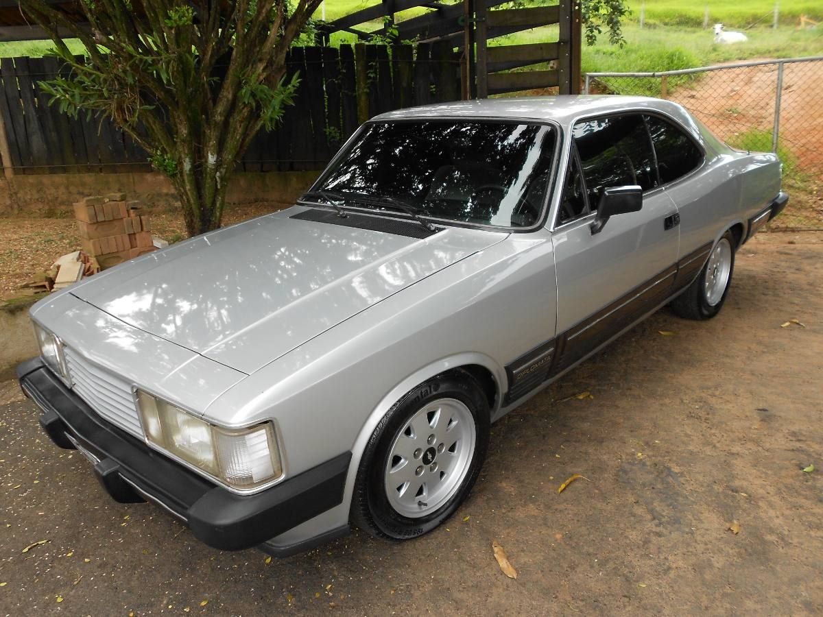 Pin Em Car Chevrolet Opala