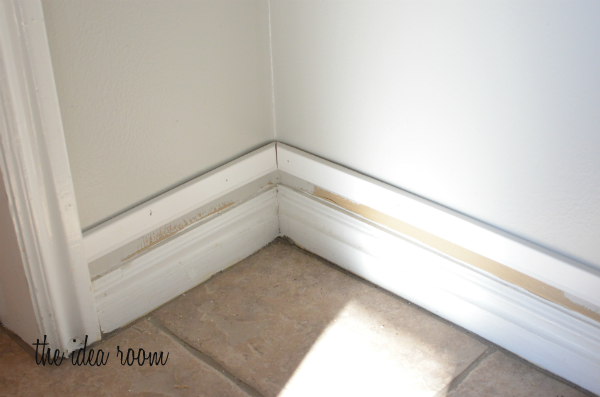 How To Make Baseboards Taller Baseboard Styles Baseboards