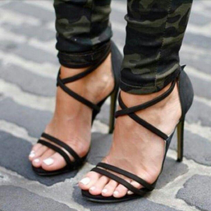 Black high heels, Heels, Tony bianco heels