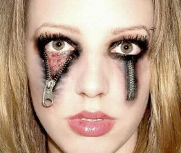 The easiest and last minute Halloween Makeup Ideas for guys and ...