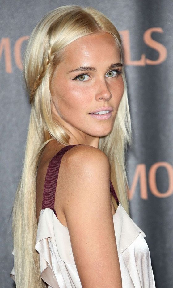 The Best Celebrity Hairstyles: November 2011 | Look