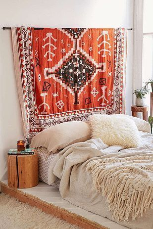 Bohemian Deko 5 Elemente für den Look Deko Pinterest Bedroom