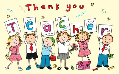 Kad Ucapan Selamat Hari Guru Yang Comel Comel Pendidikan Guru Kartun