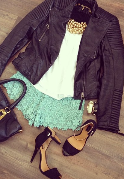 Cute Summer 'going out' look! @chicwish