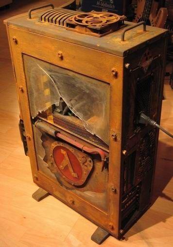 Contaminated Case Creations Half Life 2 Mod Computergehause Pc Bauen Pc Gehause