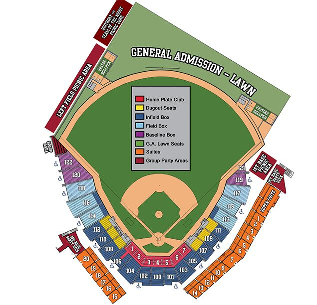 Coolray Field Seating Chart Gwinnett Braves Content Hotlanta in