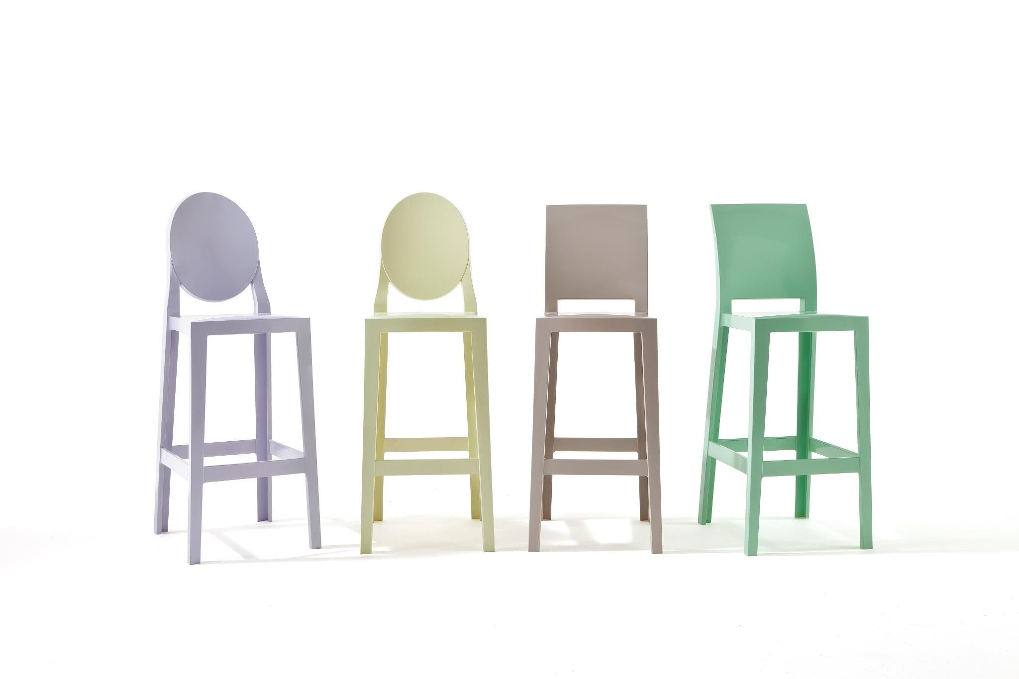 Kartell one more and one more please philippe starck bar