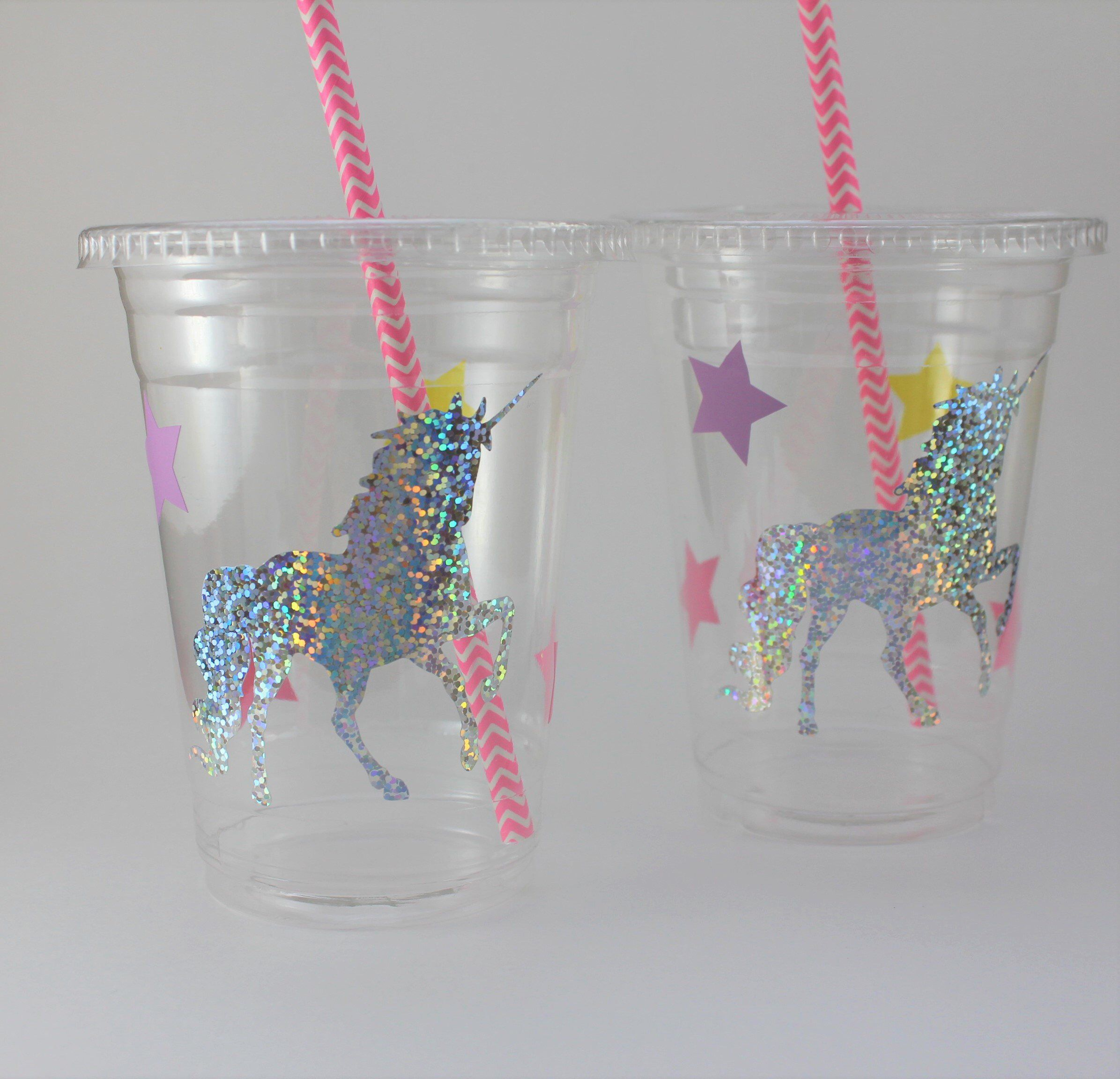 Unicorn party theme cup/unicorn cup/unicorn birthday party/unicorn party favor/unicorn party cup/unicorn disposable cup/cups/dinosaur cups Excited to share the latest addition to my shop: unicorn party theme cup, unicorn cup, unicorn birthday party, unicorn party favor, unicorn party cup, unicorn disposable cup, 16 oz cups