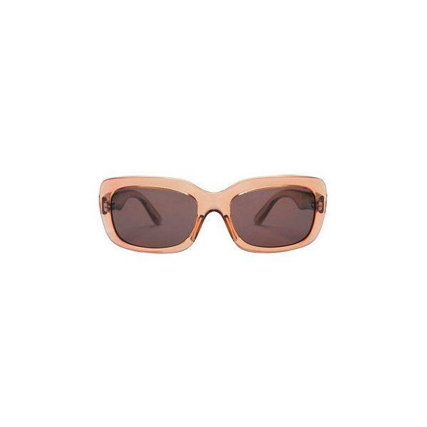 Óculos de acetato, Prada ❤ liked on Polyvore