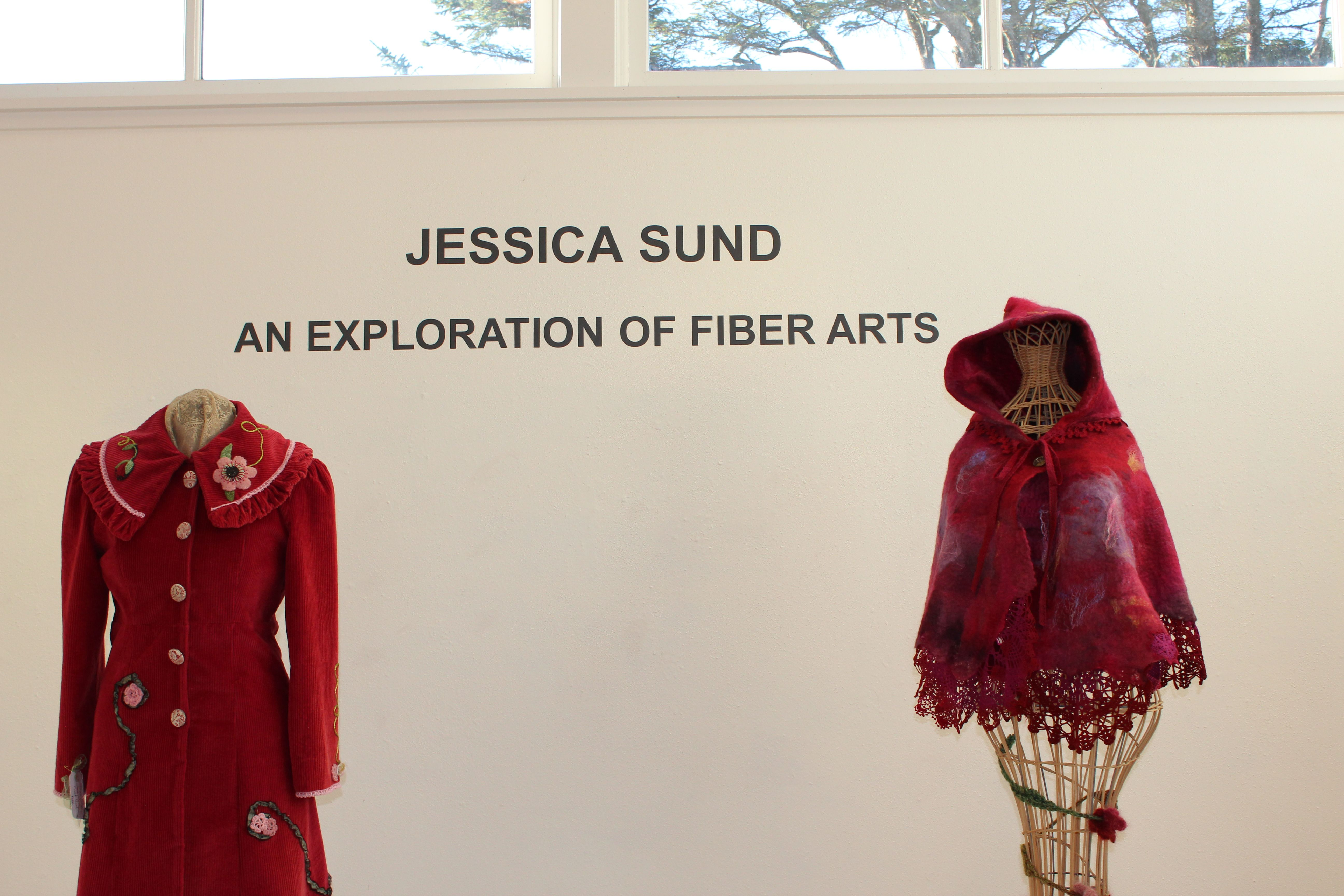 An exploration of do it yourself fiber art at the cannon beach an exploration of do it yourself fiber art at the cannon beach gallery jessica sund solutioingenieria Gallery