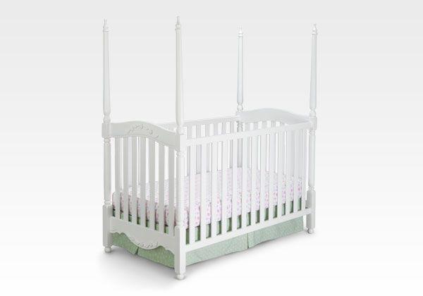 Sophia 3-in-1 Crib White by Delta Children   Cribs