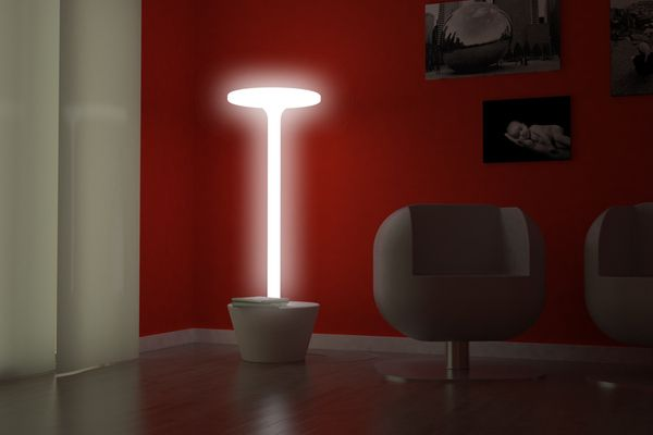 This Is Daiana An Interesting And Intriguing Floor Lamp Lamp Lighting Stylish Floor Lamp Modern Floor Lamps Creative Lamps