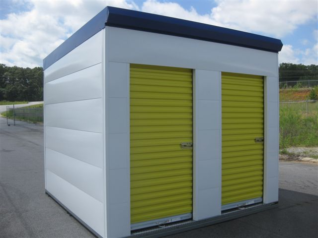 Janus International Roll Up Steel Door Manufacturer Portable Storage Buildings Self Storage Roll Up Doors