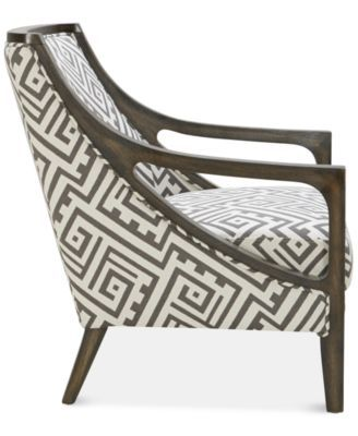 Kourtney Accent Chair Furniture Macy S For The Home