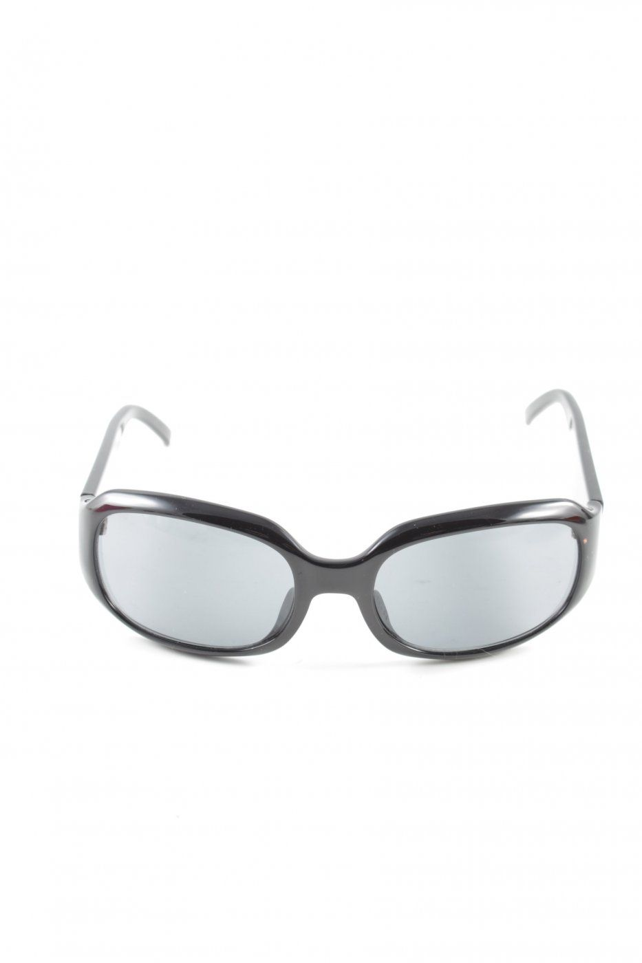 Michael Kors ovale Sonnenbrille schwarz Casual-Look | Mädchenflohmarkt