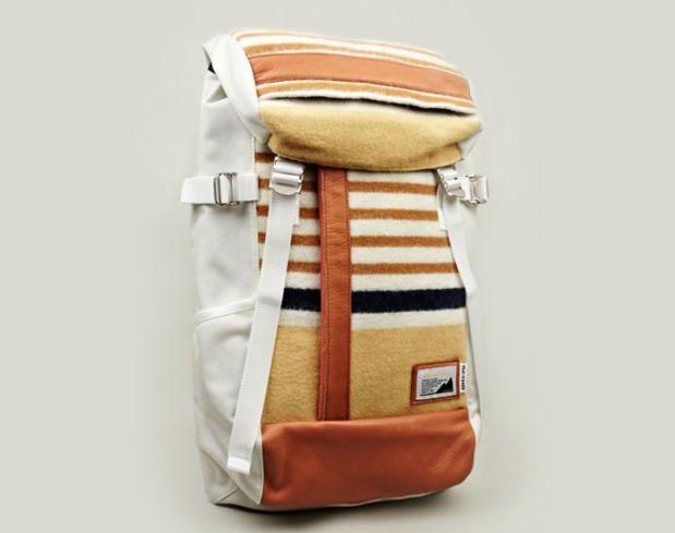Master-Piece x oki-ni x Indigofera - Bag Collection - Freshness Mag