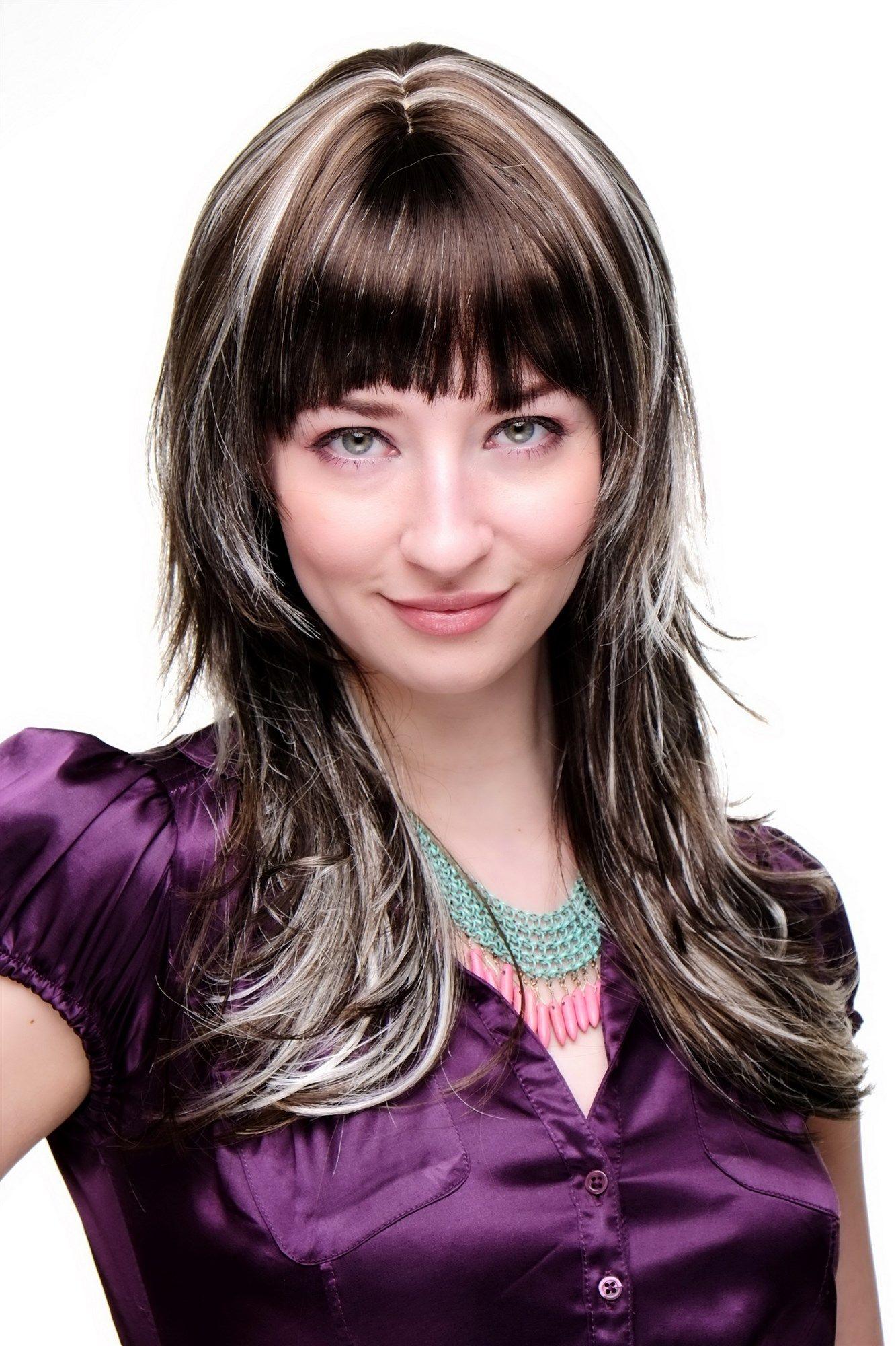 Langhaar Frisuren Frauen | Frisur Ideen | Lange haare