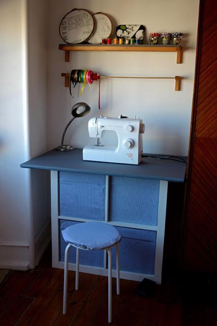 ikea hack craft space bathroom shelves and rails