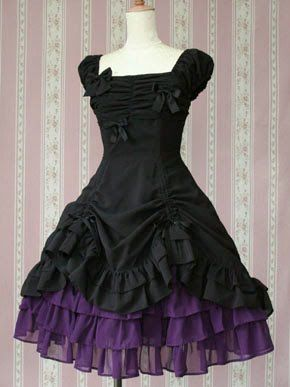 94a4dc900e6 Tokyo Rebel  Three gorgeous new Victorian maiden dresses up for reserve