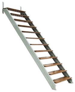 Building Stairs To Attic Build Attic Stairs With Fast Stairs Com