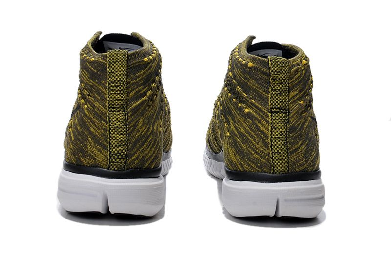 Mens NIKE FLYKNIT LUNAR One High heel
