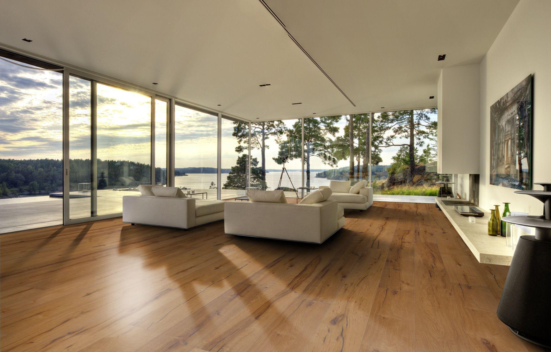 Chateau Oak Ash flooring, Grey wooden floor, Flooring