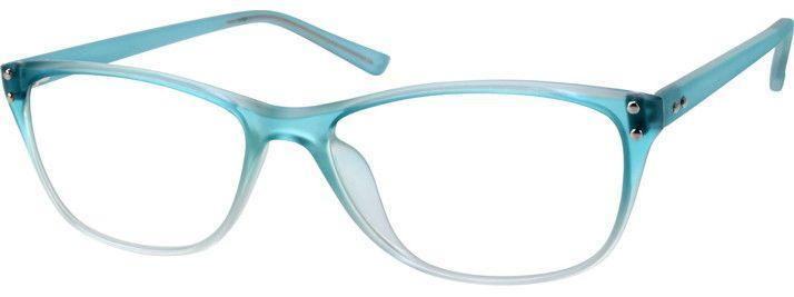 d14323e2d865 Blue Cat-Eye Glasses  297716