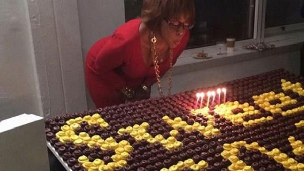One thing's for sure, being best friends with Oprah means you get a great 60th birthday party. The media mogul, who turned the big 6-0 earlier this year, surprised her BFF,  CBS This Morning  anchor  Gayle King , with an early party to celebrate the m...