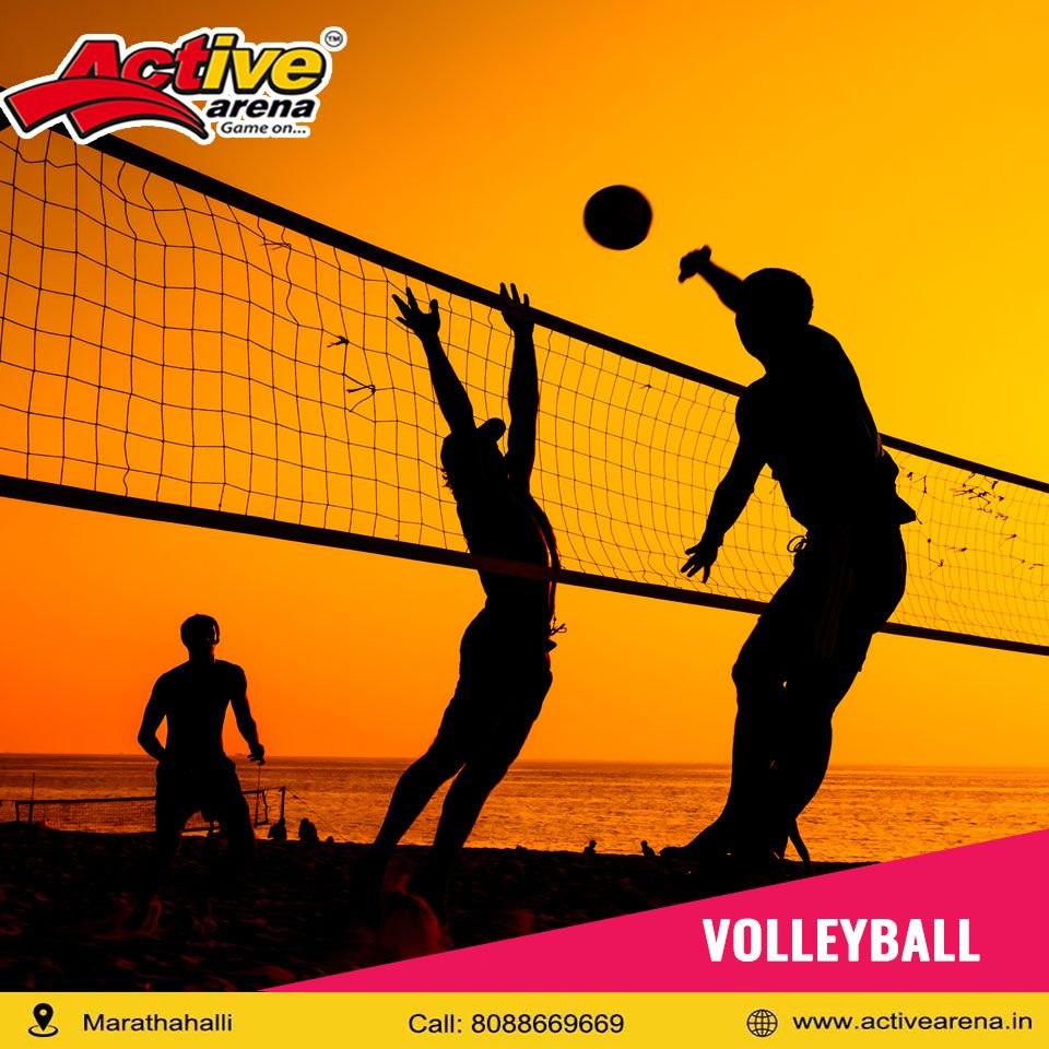 Active Arena Home Page Play Volleyball Arena Active