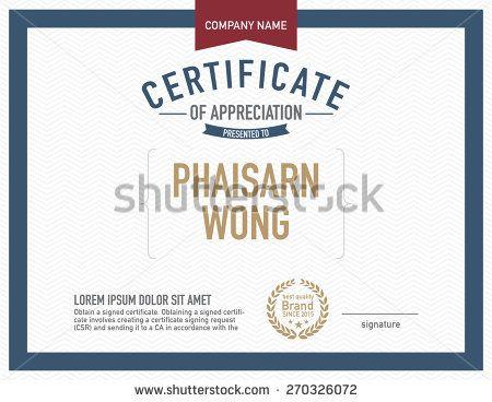 certificate modern design - Pesquisa Google Certificate - best of corporate stock certificate template word